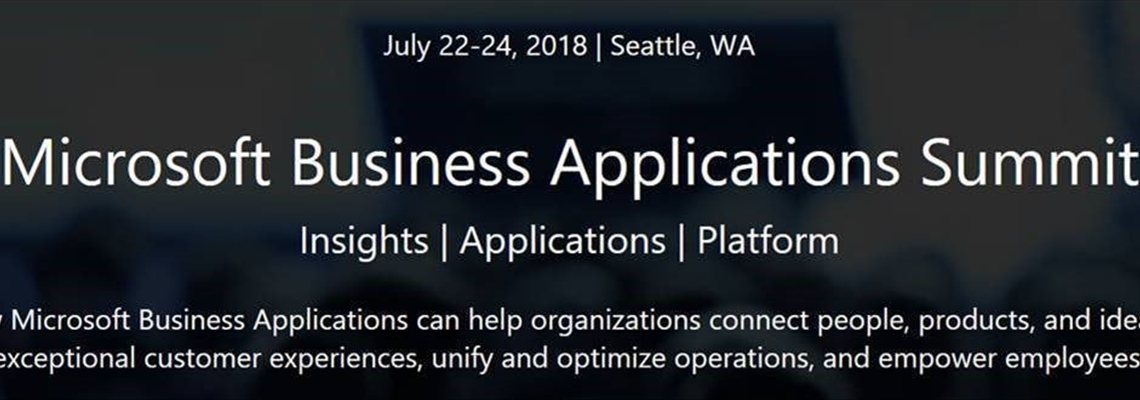TrinSoft Attends Microsoft Business Applications Summit 2018