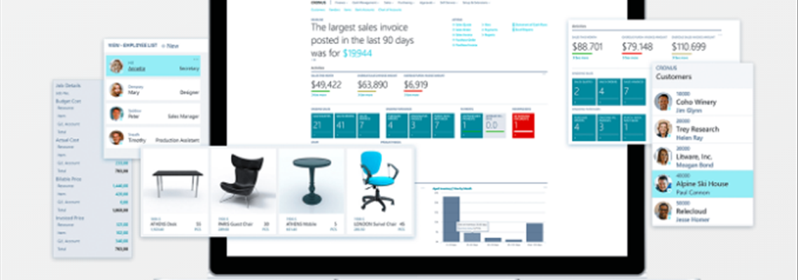 Microsoft Dynamics 365 Business Central is Now Available!