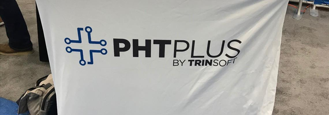TrinSoft Showcases PHTPlus Business Software and Auto Scanning App at AmCon 2019