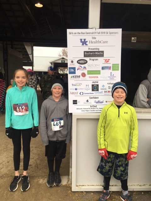 Central Kentucky's Girls on the Run 5K