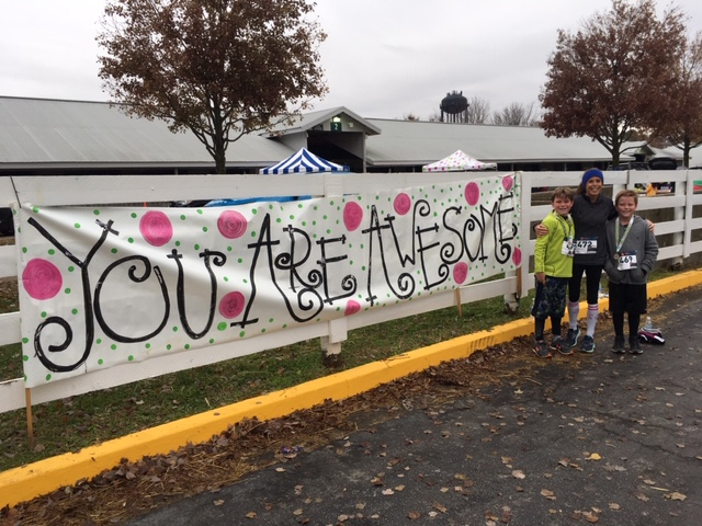 Central Kentucky's Girls on the Run 5K Was a Hit!