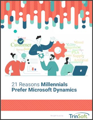 21 Reasons Millennials Prefer Dynamics