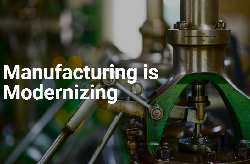 Manufacturing Guide to Digital Transformation