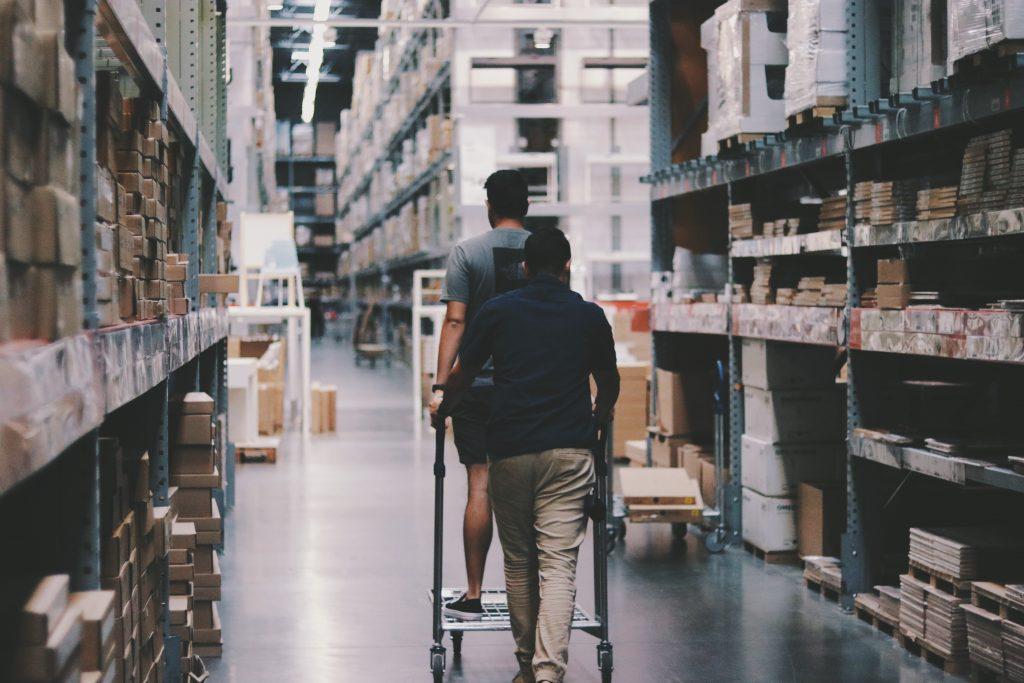 automotive warehouse management