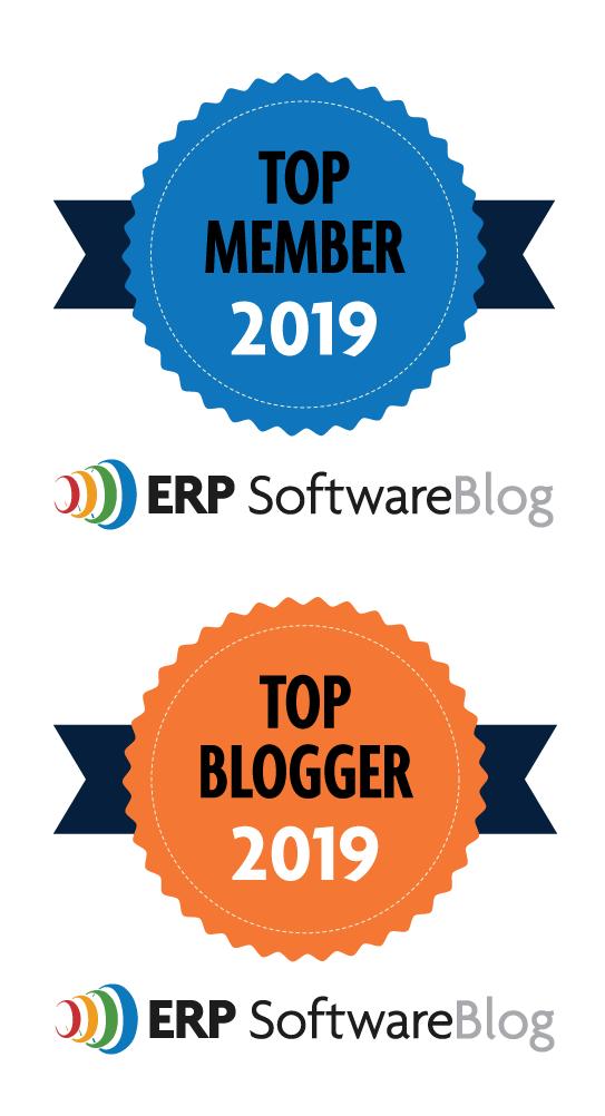 ERPSoftwareBlog Awards
