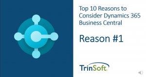 top reasons to choose dynamics 365 bc