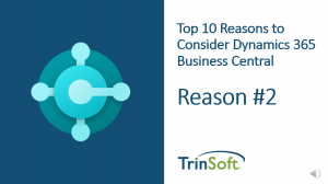 Top Reasons to Consider Business Central