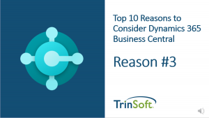 why consider dynamics 365 bc