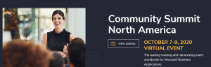 Virtual Community Summit