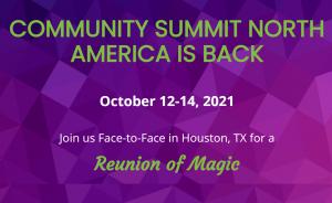 Community Summit 2021