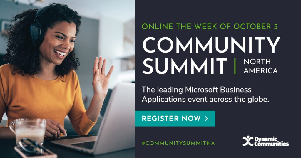 Community Summit NA
