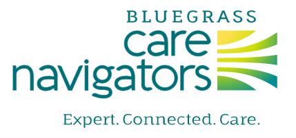 Bluegrass Care Navigators logo
