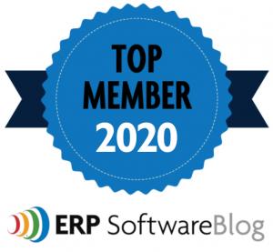 ERP Software Blog Top Member 2020