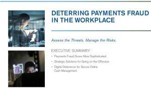 Deterring Payments Fraud