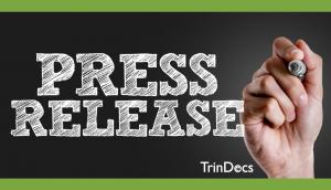 TrinDocs Press Release