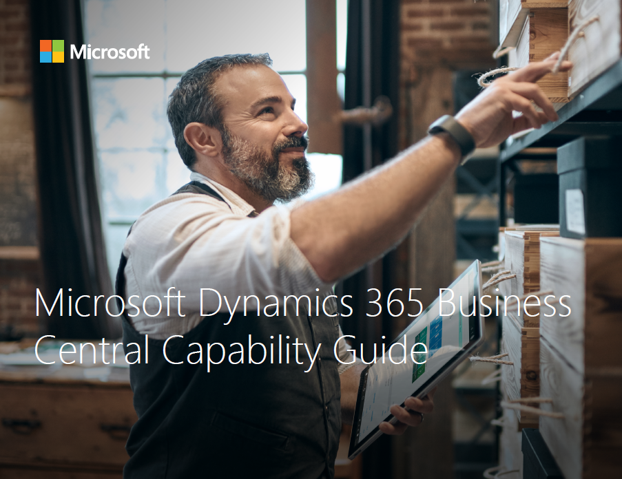 D365 BC Capability Guide