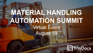 Material Handling Automation Summit