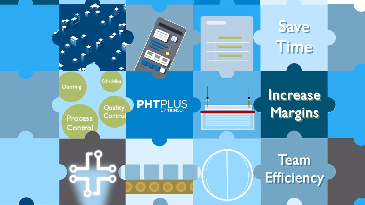 See What's Possible with PHTPlus ERP Software